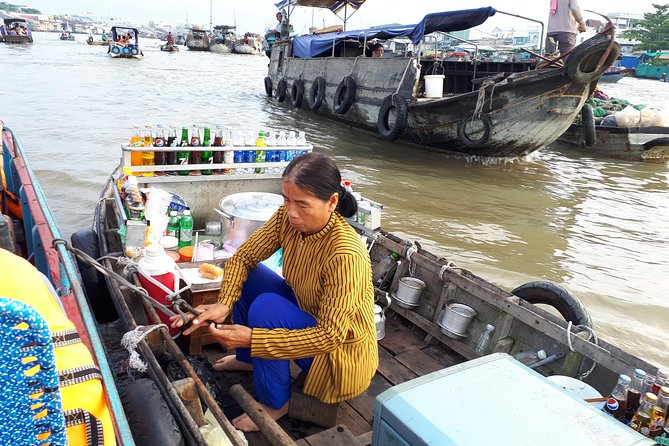 Mekong Delta 2 days tour including Cu Chi tunnels Ben Duoc