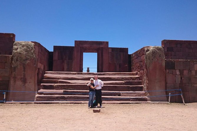 From La Paz:Tiwanacu and Titicaca lake in one day. photo 7
