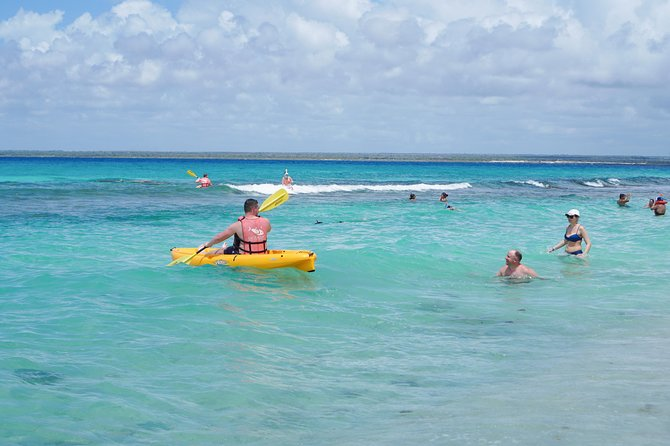 Catalina Island+Altos de Chavon from Punta Cana