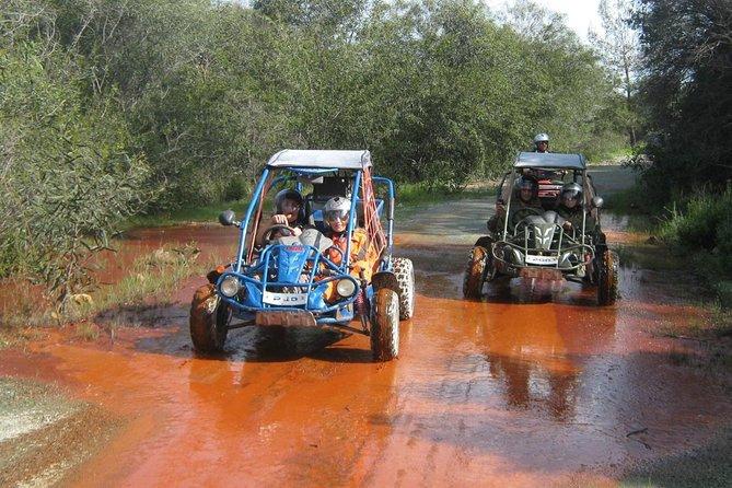Buggy Safari Adventure Tour Da Alanya - Side