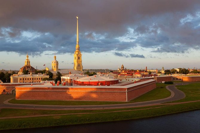 Private tour to the Peter and Paul fortress in Saint Petersburg