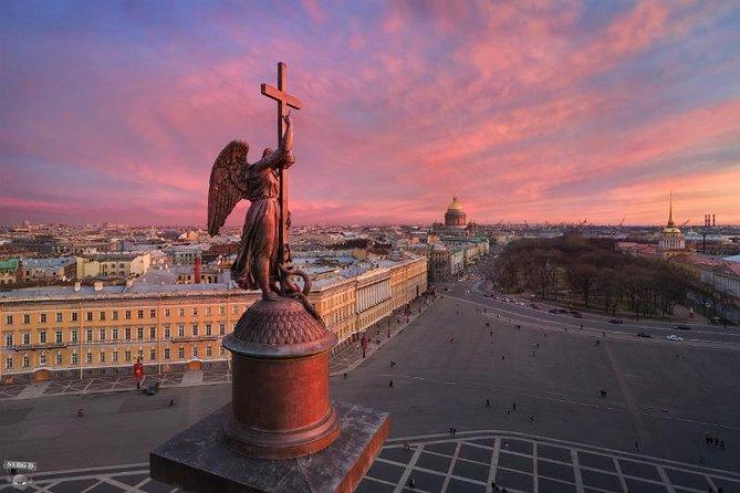 Private Tour: St Petersburg Walking Tour