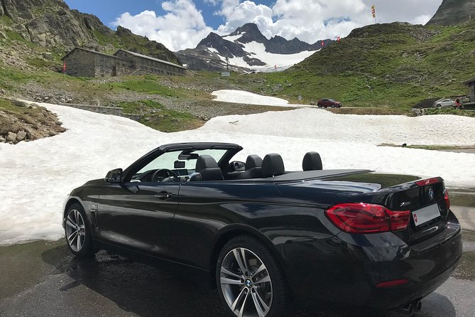 Experience 5 High Swiss Alpine Passes in 2 Days - 500 KM - Self-Drive Tour