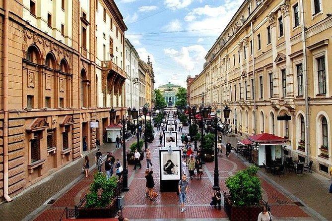 St Petersburg Myths and Legends Walking Tour