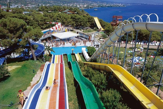 Waterplanet Aquapark From Alanya and Side