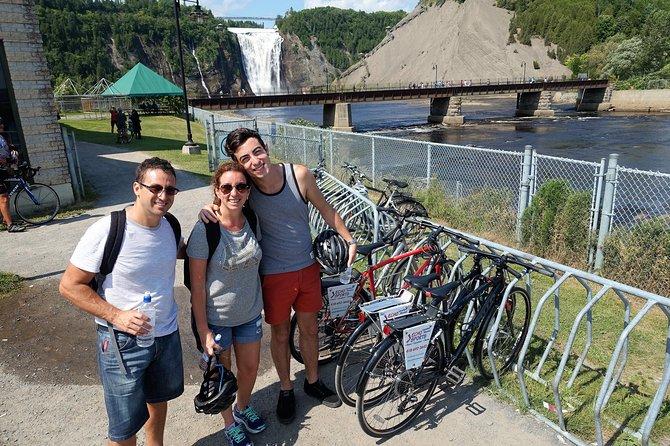 Full-Day Bike Rental in Québec City