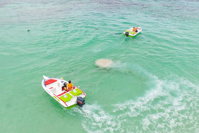 Speed Boats & Snorkeling Adventure from Punta Cana photo 6