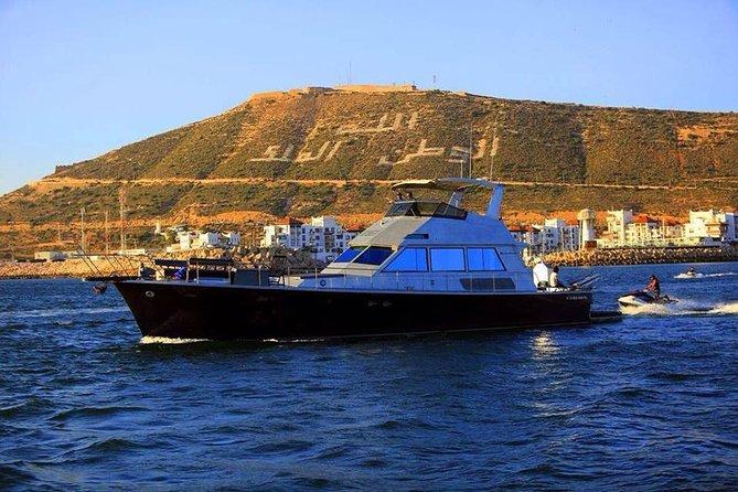 Fantastic sunset ship excursions