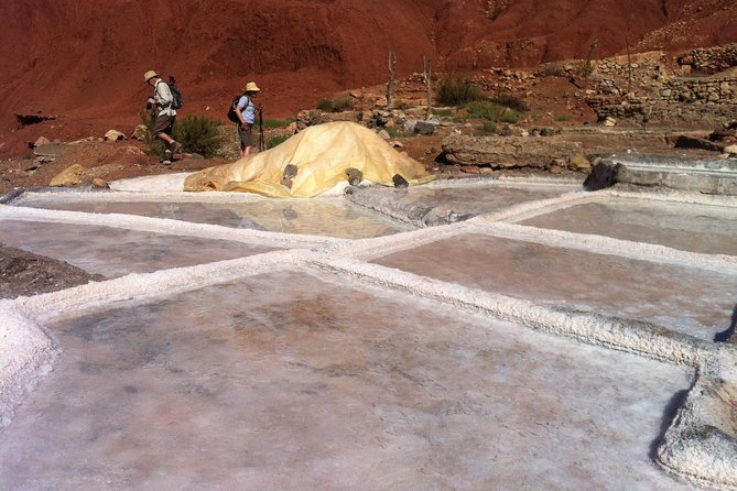 Day Trips from Marrakech to Ouirgane Marigha Salt mines