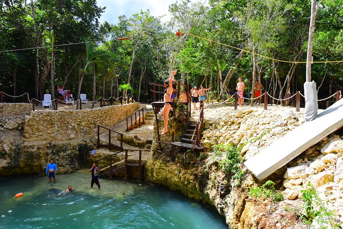 Amazing Adventure 6 Zipline, ATV, Interactive Cenote