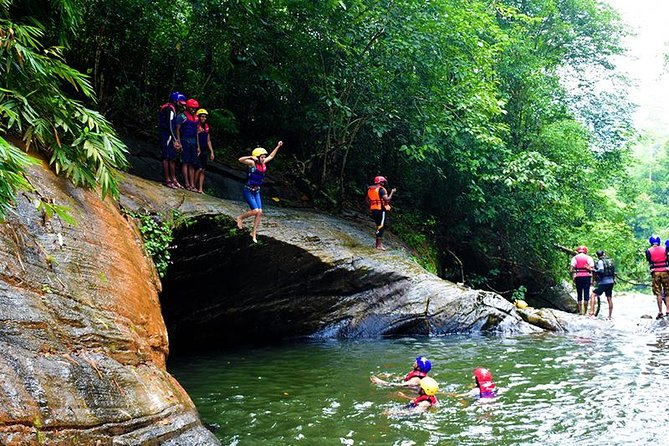 Adventure Experience A in Kitulgala