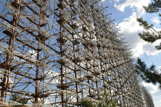 Urgent tour to Chernobyl