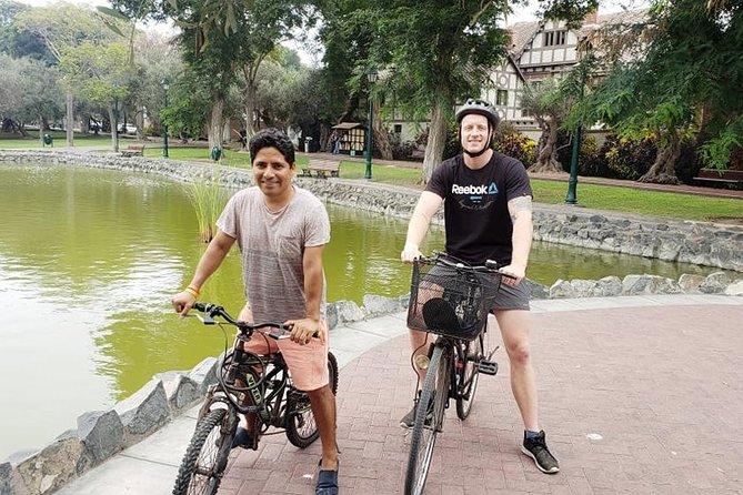 Bike Tour to Miraflores and Barranco