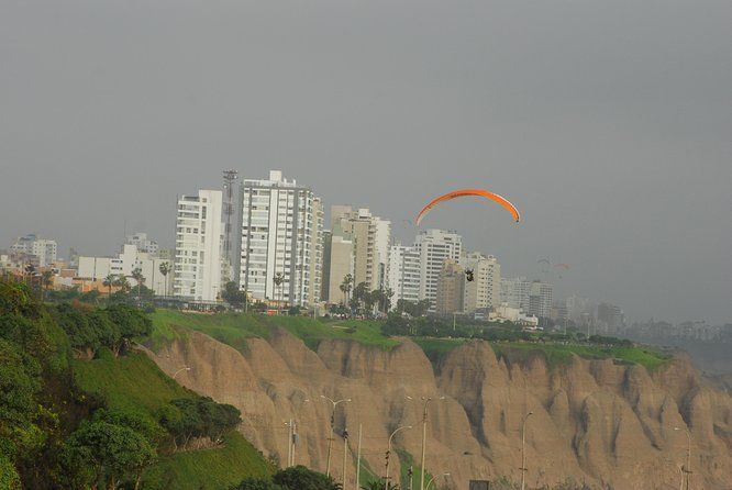 Private Lima City Tour with Larco Museum