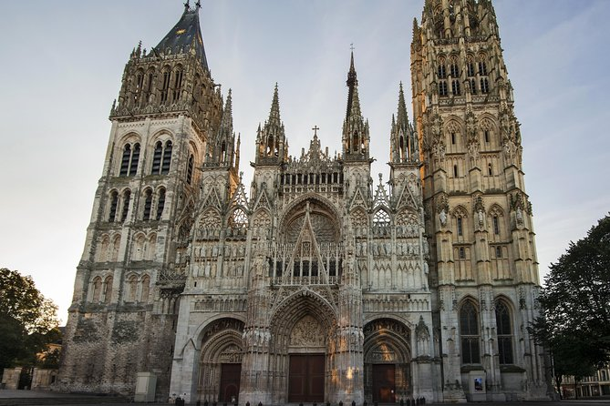 Art & French History in Rouen & Honfleur: Day-trip to Normandy