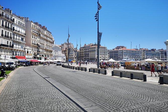 Marseille Shore Excursion: City Half-Day Sightseeing Tour of Marseille