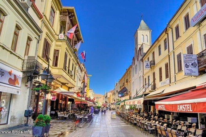 Bitola city tour - Walking tour in Bitola city center