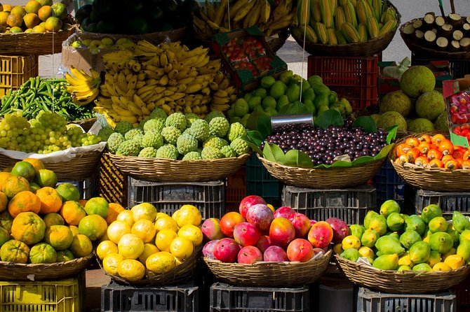 Private Walking Tour: Cusco City Sightseeing and San Pedro Market