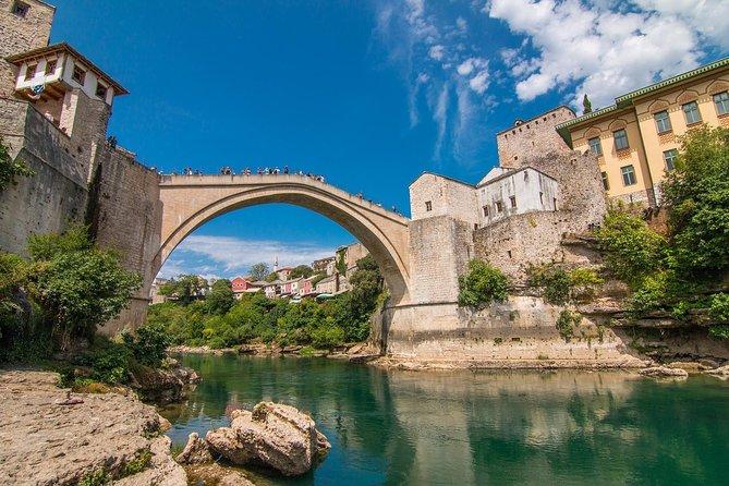 Mostar from Dubrovnik and Peljesac