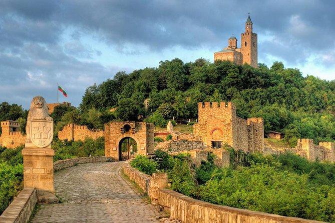 Tsarevets in Veliko Tarnovo and Etar Ethnographical Complex tour