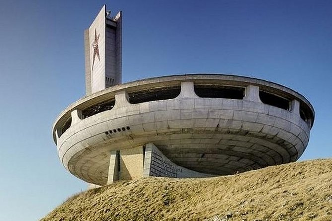Buzludzha communist monument and Plovdiv tour