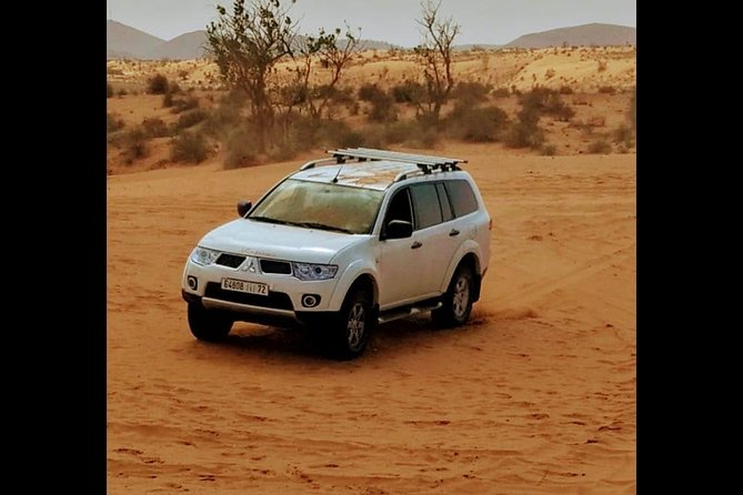 Small Sahara Desert Tour With Lunch