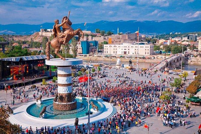 Skopje in Macedonia tour