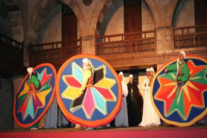 Al Tannoura Compañía Egipcia de Danza El Cairo