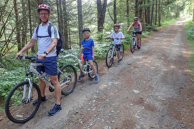 3 Hour Algonquin Park Bicycle Tour (private - base price is for 2 people) photo 1