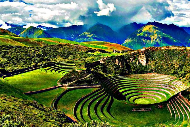 Andes Region Exploration