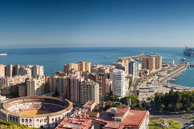 Private tour: Discover Malaga (English-Spanish)