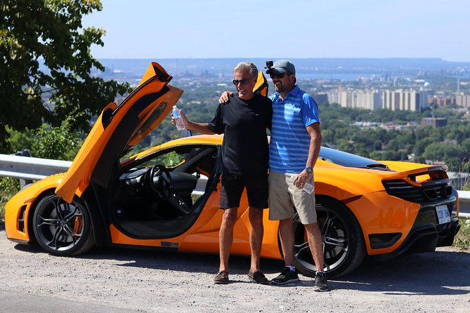 Exotic or Supercar Test Drive on Hamilton Mountain photo 1