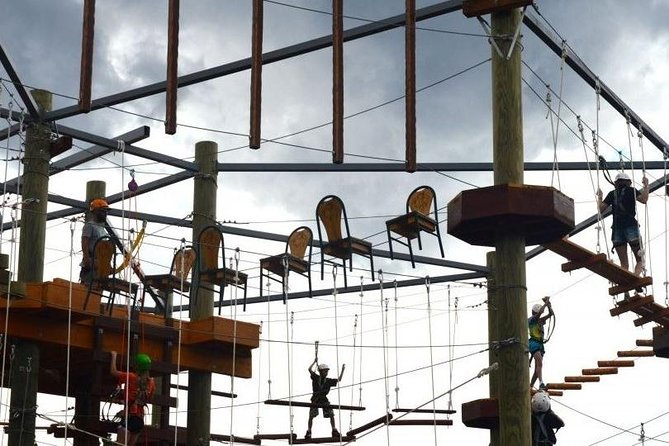Admission to Open Air Adventure Park