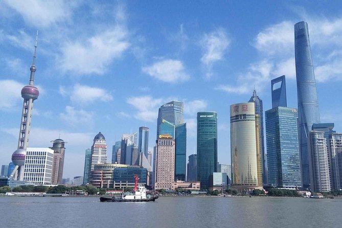 Private Shanghai Classic City Tour With Huangpu River Cruise