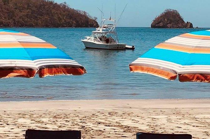 Bottom Fishing & Beach BBQ Aboard LORETTA