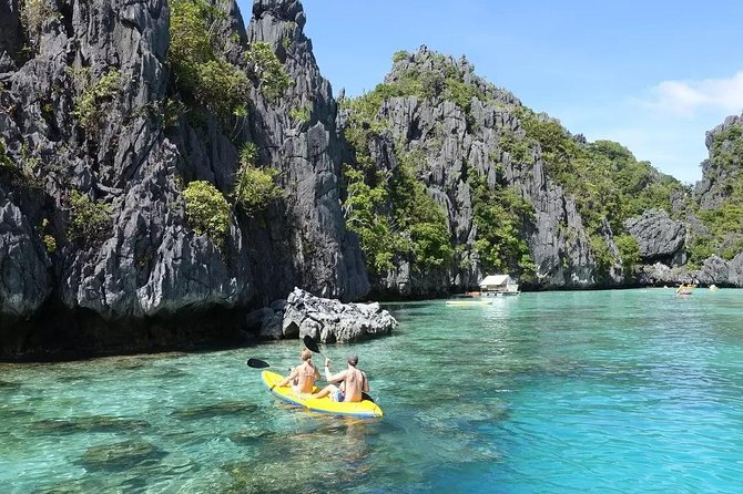 El Nido Tour A With Big Or Small Lagoon