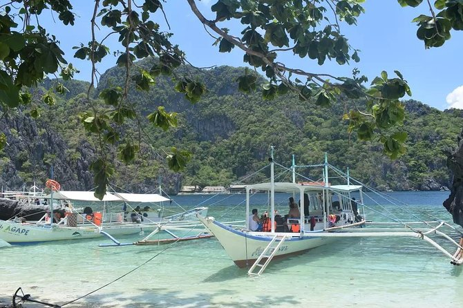 El Nido Tour A With Big Or Small Lagoon
