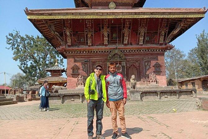 A day visit to changunarayan temple