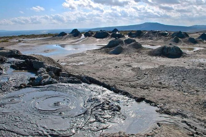 Mud Volcanoes and Gobustan