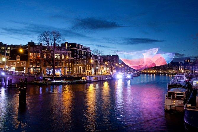 Amsterdam Light Festival-rondvaart