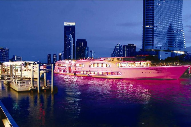 Wonderful Pearl Luxury Dinner Cruise with Live Music & Transfer