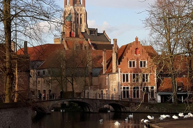 Private Walking Tour Bruges