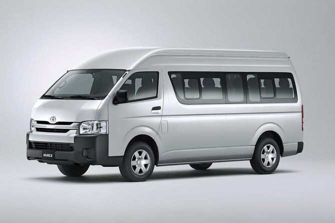 Toyota Hiace 14 Seats Mini Bus