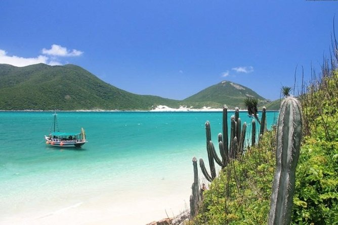 Passeio de Barco ( Saveiro ) Don Juan Tour - Arraial do Cabo