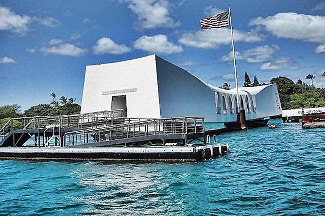 Pearl Harbor Sightseeing Tour