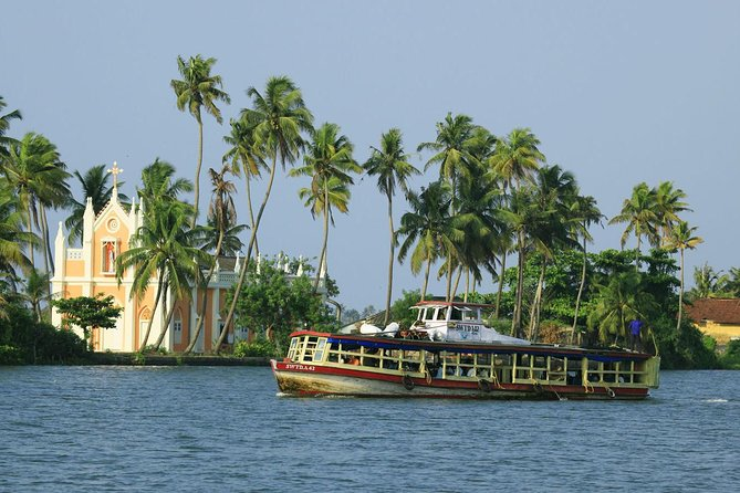 Backwaters of Kerala with Exotic Beaches