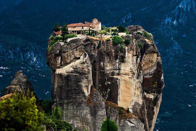 Day Tour To Meteora Monasteries