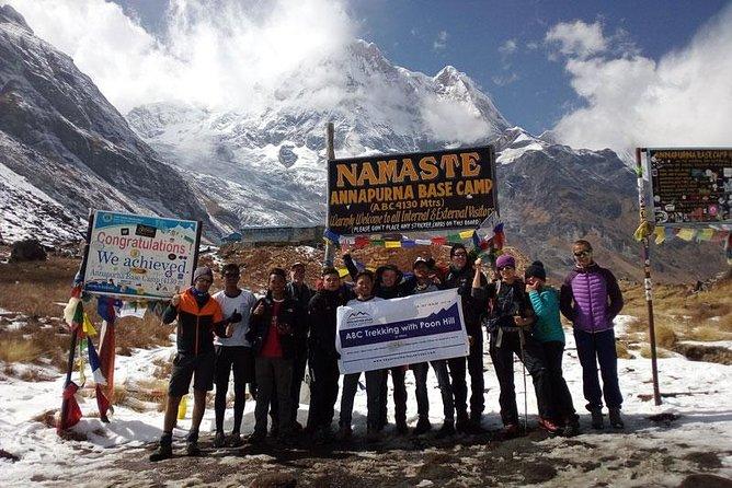 Short Annapurna Base Camp Trek -06 Days