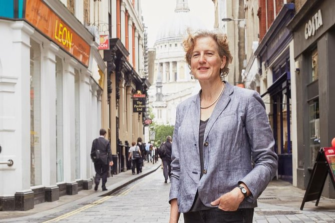 Discover London with Telegraph Journalist Sophie Campbell