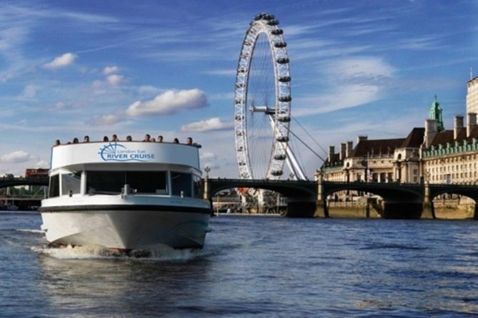 London Eye River Cruise photo 7